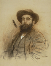 Ramon Casas i Carbó's picture