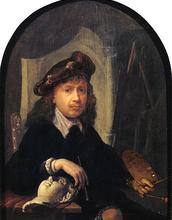 Gerrit Dou's picture