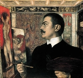 Franz Stuck's picture