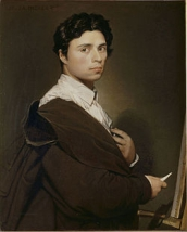 Jean-Auguste-Dominique Ingres's picture
