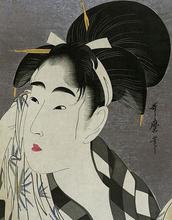 Kitagawa Utamaro's picture