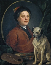 William Hogarth's picture