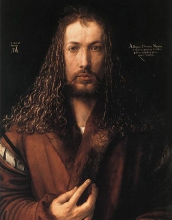 Albrecht Dürer's picture