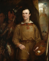 George Catlin's picture