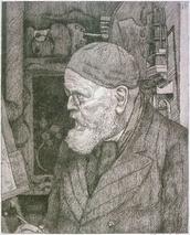 Leopold Graf von Kalckreuth's picture