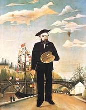 Henri Rousseau's picture