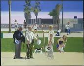 David Hockney's picture