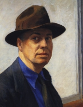 Edward Hopper's picture