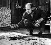 Jackson Pollock's picture