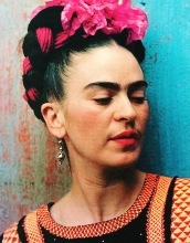 Frida Kahlo's picture