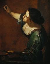 Artemisia Gentileschi's picture