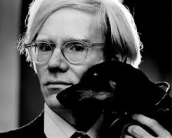 Andy Warhol's picture