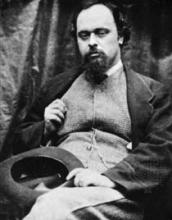 Dante Gabriel Rossetti's picture