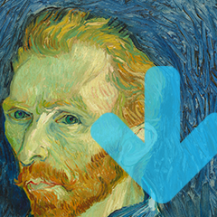 Free Images: Van Gogh Paintings cover