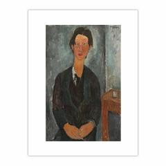 Chaim Soutine (12×16)
