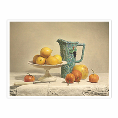 Lemons and clementines (18×24)