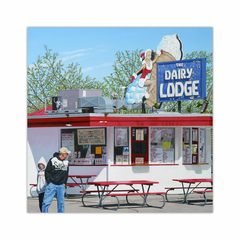 Dairy Lodge