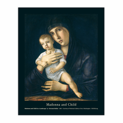 Madonna and Child (8×10)