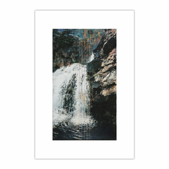 Mäntykoski Waterfall (12×18)