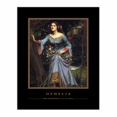 Ophelia (8×10)