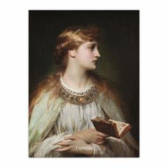 Ophelia (12×16)