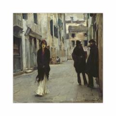 Street in Venice (12×12)