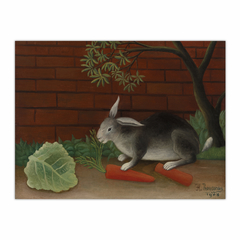 The Rabbit's Meal (Le Repas du lapin)