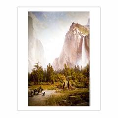 Yosemite Valley (El Capitan and Bridal Veil Falls)