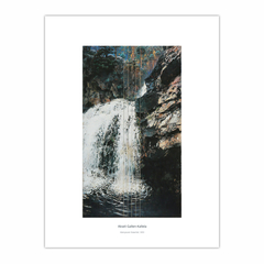Mäntykoski Waterfall (12×16)