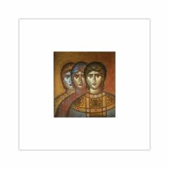 A byzantine prince (12×12)