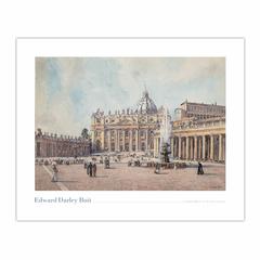 St. Peter's, Rome (8×10)