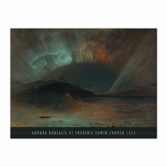 Aurora Borealis (12×16)