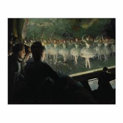 The White Ballet (8×10)