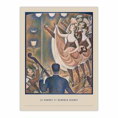 Le Chahut (18×24)