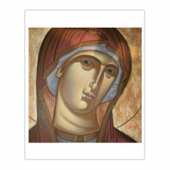 Virgin Mary (8×10)