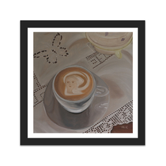 Art coffee