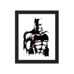 Batman shadow (8×10)