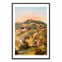 Επιστροφή στο χωριό (24×36)