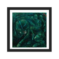GREEN KNIGHT (12×12)