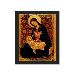 Madonna of Humility