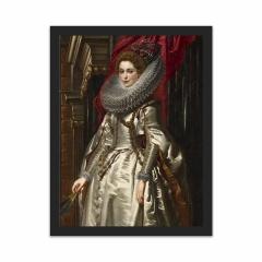 Marchesa Brigida Spinola Doria (12×16)