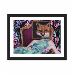 Night Fox (12×16)
