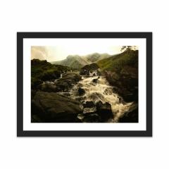 Ogwen Falls (12×16)