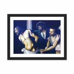 The Flagellation of Christ (12×16)