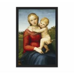 The Small Cowper Madonna (12×18)