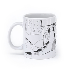 Drawing by Moma (11oz, White)