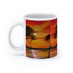 magical sunrise (White)