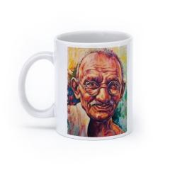 Mahatma Gandhi (White)