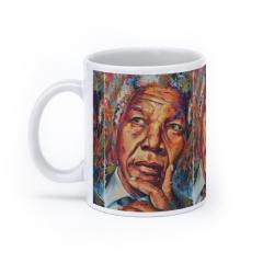 Nelson Mandela (White)