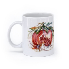 Pomegranate (White)